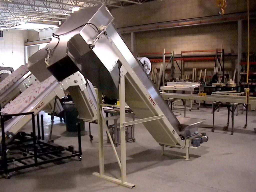 Preform Conveyor